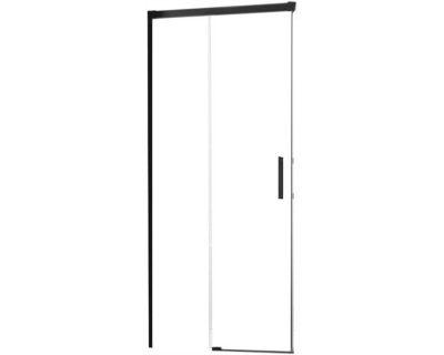 Фронтальная часть Radaway Idea KDJ Black 100 Left, 387040-54-01L