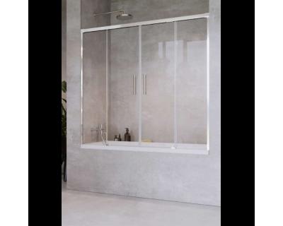 Душевая шторка на ванну Radaway Idea PN DWD 150, 10004150-01-01