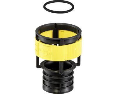 Основание клапана смыва с редуктором скорости смыва Viega PrevistaDry, 786366