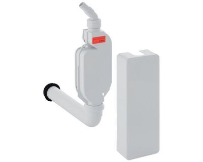 Сифон настенный/внутристенный для стиральной/посудомоечной машины, Geberit 152.768.11.1 d 40 мм, белый