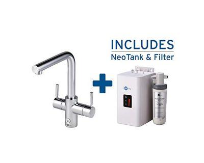 Системы мгновенного кипячения воды InSinkErator, F-3N1BS, матовая сталь
