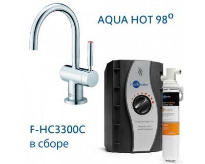 Системы мгновенного кипячения воды InSinkErator, F-HC3300С, хром глянец