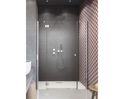 Душевая дверь Radaway Torrenta DWJS 170 L (320812-01-01L+320393-01-01)