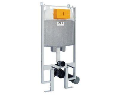 Инсталляция для унитаза OLI74 Plus S90 601803 механическая тонкая
