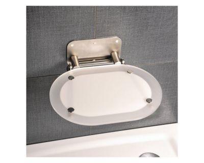Сиденье для душа Ravak Chrome CHROME CLEAR/STAINLESS, B8F0000029