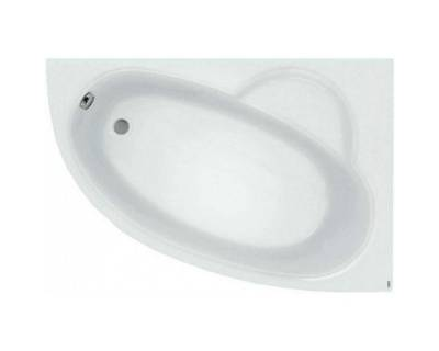 Акриловая ванна Poolspa Klio Asym 150x100 R с ножками PWAC310ZN000000