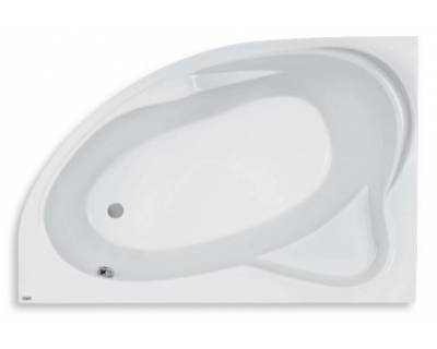 Акриловая ванна Poolspa Europa 165x105 L с ножками PWA4810ZN000000
