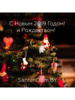 Поздравляем с Новым Годом 2019 и Рождеством!