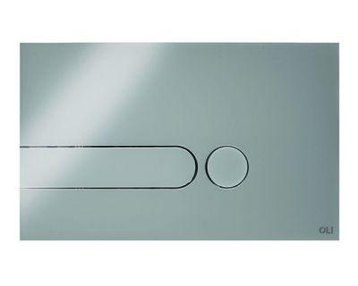 Панель смыва механическая OLI iPlate хром (670004)
