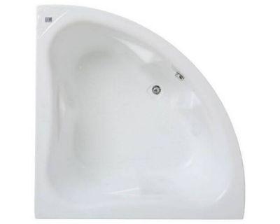Акриловая ванна BAS Империал 150х150 на каркасе с сифоном