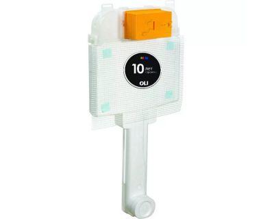 Бачок сливной OLI 74 (601601), под механическую панель слива