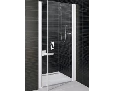 Душевая дверь Ravak Elegance ESD1-80 L хром+транспарент 0EL40A00Z1