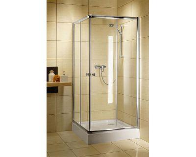 Душевой уголок Radaway Premium С 90х90х190 стекло прозрачное поддон Rodos C