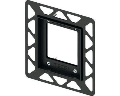 Монтажная рамка для стеклянных панелей TECE Urinal 9242647, черная