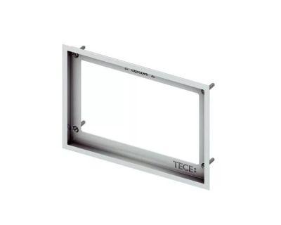 Металлическая декоративная рамка TECE 9240645, хром глянцевый