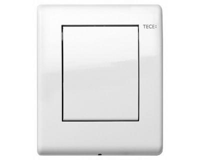 Смывная клавиша для писсуара TECEplanus Urina 9242314, белая глянцевая