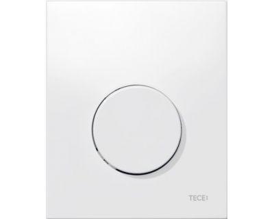Смывная клавиша для писсуара TECEloop Urina 9242640, белая антибактериальная, пластик