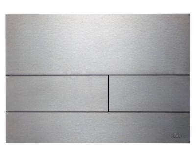 Смывная клавиша TECEsquare 9240830, сталь, сатин
