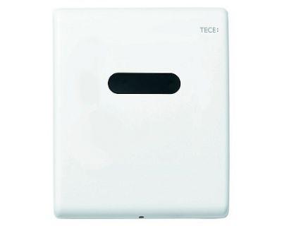 Смывная клавиша с инфракрасным датчиком для писсуара TECEplanus Urina IR 9242354, белый матовый, 6V