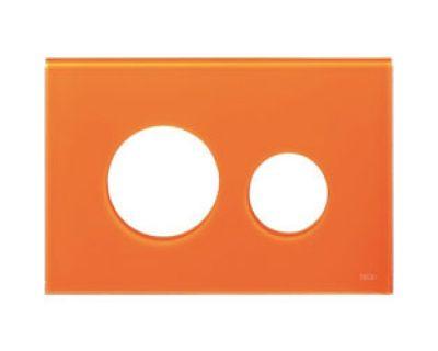 Лицевая панель TECEloop modular 9240673, стекло оранжевое