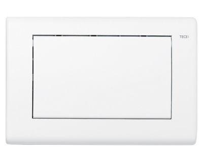 Смывная клавиша TECEplanus 9240312, белая матовая
