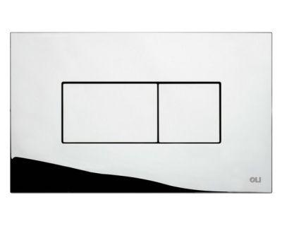 Панель смыва пневматическая OLI Karisma хром (641004)