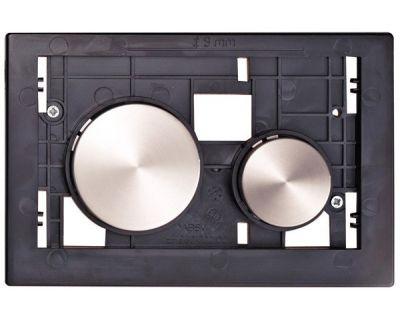 Смывная клавиша TECEloop modular 9240669, клавиши сатин