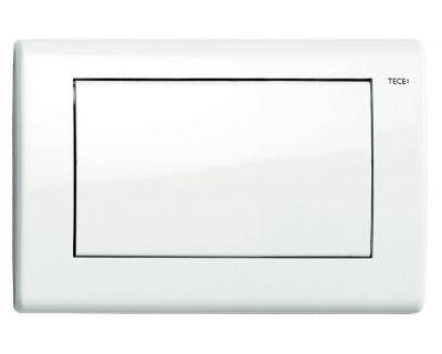 Смывная клавиша TECEplanus 9240314, белая глянцевая