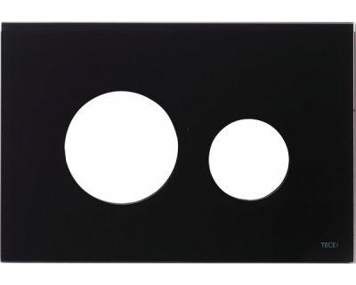 Лицевая панель TECEloop modular 9240674, стекло черное