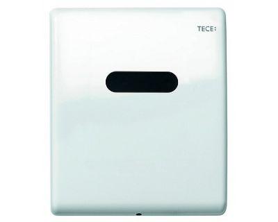 Смывная клавиша с инфракрасным датчиком для писсуара TECEplanus Urina IR 9242357, белый глянцевый, 230/12V