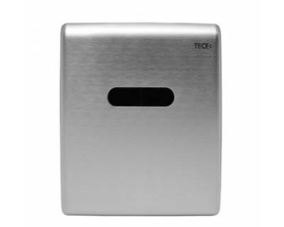 Смывная клавиша с инфракрасным датчиком для писсуара TECEplanus Urina IR 9242350, сатин, 6V
