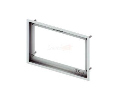 Металлическая декоративная рамка TECE 9240643, матовая