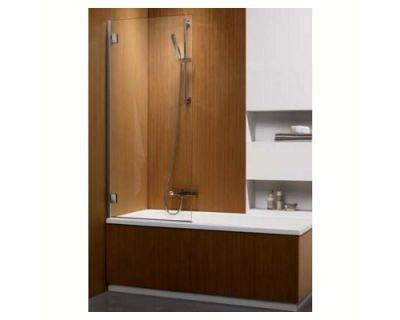 Душевая шторка на ванну Radaway Carena PNJ/L 70 коричневое стекло 202101-108L