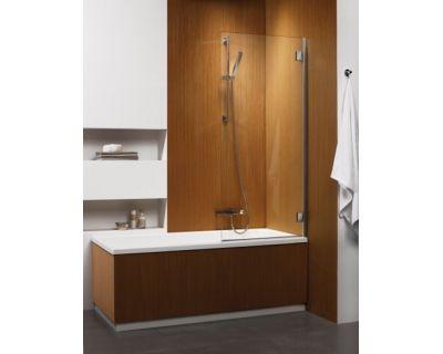 Душевая шторка на ванну Radaway Carena PNJ/R 70 коричневое стекло 202101-108R