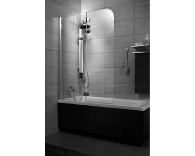 Душевая шторка на ванну Radaway Torrenta PND 1210L 201203-101NL прозрачное стекло