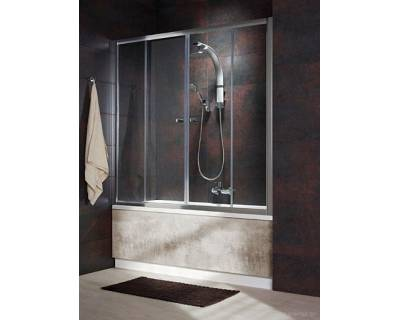 Душевая шторка на ванну Radaway Vesta DWD 160 203160-06 стекло ткань