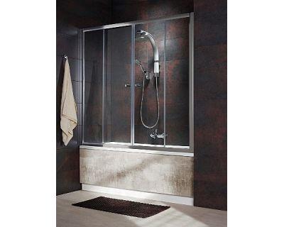 Стеклянная шторка для ванны Radaway Vesta DWD 160 203160-01 прозрачное стекло