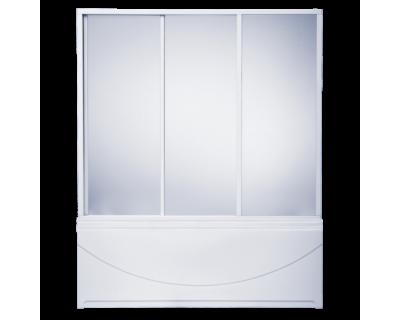 Душевая шторка на ванну BAS Good Door Ахин 170 стекло
