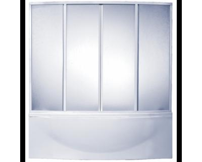 Душевая шторка на ванну BAS Good Door Фиеста 195 полистирол