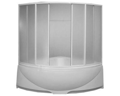 Душевая шторка на ванну BAS Good Door Империал 150х150