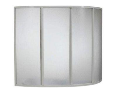 Душевая шторка на ванну BAS Good Door Лагуна 170 полистирол