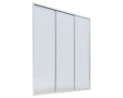 Душевая шторка на ванну BAS Good Door Лима 130х70 стекло