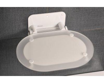 Сиденье для душа Ravak Chrome CLEAR/WHITE B8F0000028