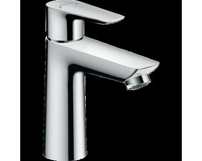 Смеситель для раковины Hansgrohe Talis E со сливным клапаном push-open, хром 71711000