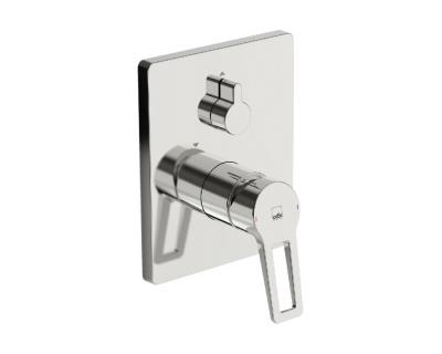 Панель смесителя для ванны и душа Oras Twista, 3888B