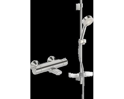 Cмеситель для ванны и душа с комплектом Oras Nova 7414U