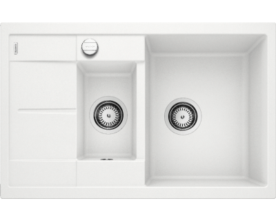 Кухонная мойка Blanco Metra 6 S Compact белый