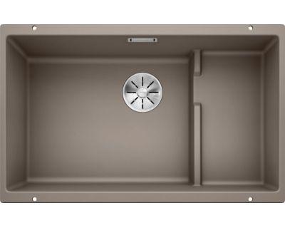 Кухонная мойка Blanco Subline 700-U Level серый бежевый