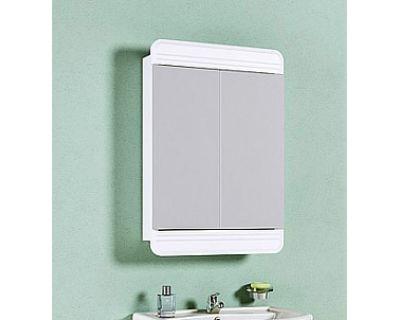 Шкаф-зеркало Aqwella Корсика 60