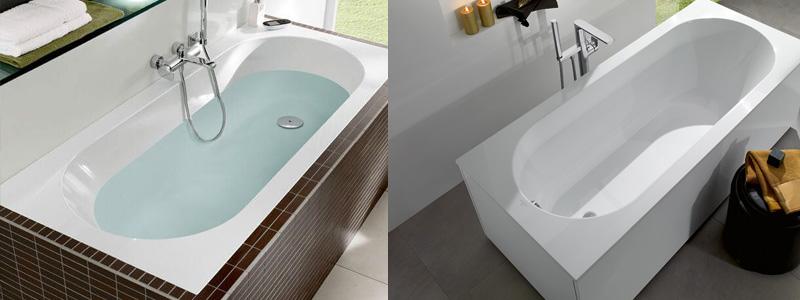 как выбрать ванну - квариловые ванны